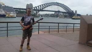 1st Guitar Lesson Free in Auburn area or will travel Auburn Auburn Area Preview