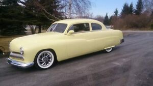 1951 Mercury Custom $55,000.00