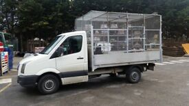 SAME DAY RUBBISH & HOUSE CLEARANCE-OFFICE-GARDEN-GARAGE-SCRAP METAL-JUNK REMOVAL-BUILDERS WASTE