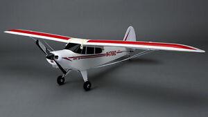 Hobbyzone Super Cub S SAFE Spektrum DXE Ready to Fly Trainer RC Plane HBZ8100EUK