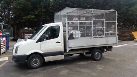 RUBBISH REMOVAL,WASTE COLLECTION,JUNK REMOVAL,MAN & VAN SERVICE,HOUSE / GARDEN / OFFICE CLEARANCE