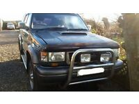 3.1 Isuzu Trooper LWB 1998