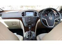 Vauxhall Insignia 2.0 CDTi SE Nav 5dr auto 2011