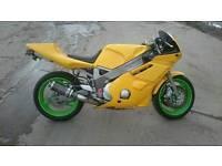 Fzr600 track bike