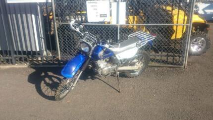2005 suzuki dr200se dr200 cheap farm bike Taminda Tamworth City Preview