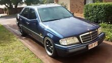 1994 Mercedes c220 swap for dirt bike Harristown Toowoomba City Preview