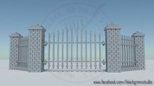 Gate-park
