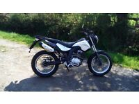Derbi Senda, Cross City 125,