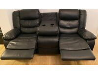 QUICK SALE Sofa Set 2+2 All recliner! With Same Day Delivery