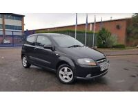 2006 Chevrolet Kalos 1.4 SX Full MOT Very Low Miles Ideal First Car Daewoo Lacetti Aveo Hyundai Getz