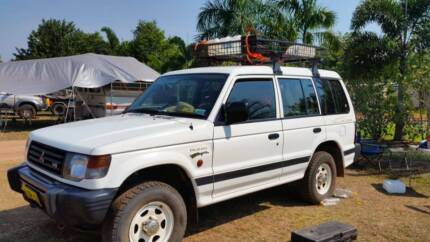 1996 Mitsubishi Pajero Wagon Kununurra East Kimberley Area Preview