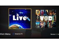 📺 Live TV ( IPTV ) and VOD for Amazon Firestick or android device📺