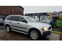 """""""BARGAIN"""" VOLVO XC90 2.4 D5 SE AWD AUTO (2003) - 7 SEATER - FULLY LOADED - HPI CLEAR!"""