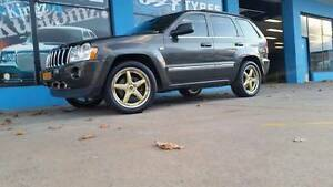 2006 Jeep Grand Cherokee Wagon Capital Hill South Canberra Preview