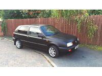 1996 1.4 Volkswagen Golf
