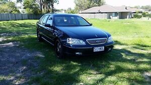 2004 Ford Fairlane Sedan - low k - auto Redcliffe Redcliffe Area Preview