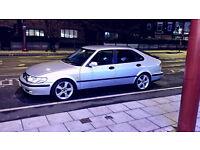 REDUCED Saab 9-3 2.0 Turbo Auto Full Service History MOT BARGAIN