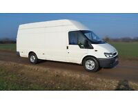 Ford Transit 2005 long base high roof