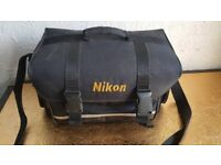 Nikon Camera Bag, VERY CHEAP BARGAIN PRICE!