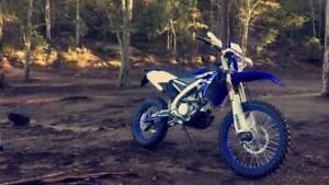 2018 WR250F Dirt Bike