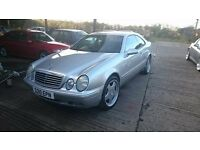 Mercedes CLK 320 Sport (AMG) - Just Serviced!
