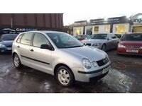 *SMALL AUTOMATIC* VOLKSWAGEN POLO TWIST 1.4 (2003) - 46,000 MILES - NEW MOT - F.S.H - HPI CLEAR!