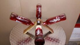 MAGIC WINE BOTTLE HOLDERS (£8 for 1 or 5 or £35)