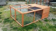 LARGE Rabbit Play Pen Guinea pig ferret hutch chicken run Skye Frankston Area Preview