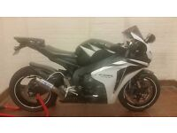 Honda CBR1000RR 2010 7155miles