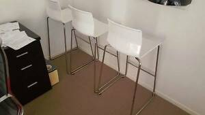 Ikea Bar stools set of 3 Muswellbrook Muswellbrook Area Preview