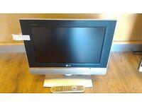 "17"" LG LCD TV"
