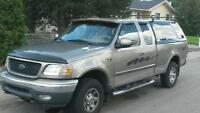 2001 Ford F150 and Wanderer Travel Trailer