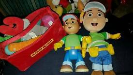 Handy Manny Toys