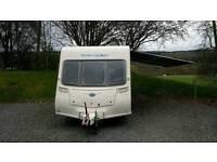 Bailey Ranger GT60 500/5 5 Berth Caravan