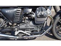 Moto Guzzi V7II Stone 2016 1602 Miles