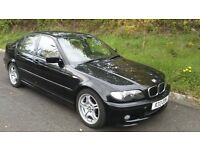 Bmw 2004 black M sport e46 breaking 318 320 1995cc n42 engine breaking full car 2004 great condition