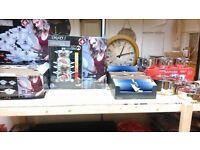 MAFY 16 PCS MUSHROOM EDGE COOKWARE SET