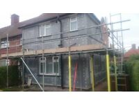 Grant External Wall Insulation & Boilers