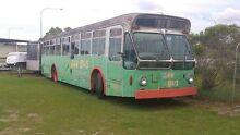 AEC deisel engine 40 foot bus Carrara Gold Coast City Preview
