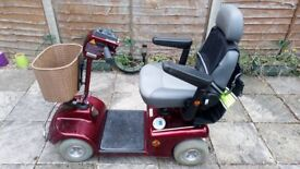 Mobility scooter for sale, used only once! Immaculate quality