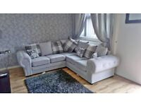 BRAND NEW LUXURY BARON CHESTERFIELD CORNER SOFA AVAILABLE IN 3+2 SOFA SET AS WELL ORDER NOW