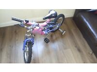 Kids Bicycle with Dual Suspension