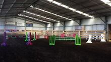 Horse Property with Indoor Arena 4 Sale - 1 hour to Melbourne Ballan Moorabool Area Preview