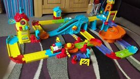 Toot Toot including train station, construction site, garage and many more things, From £2 upwards