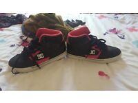 Womens dc trainers brand new