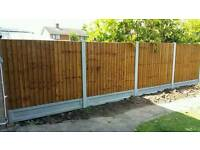 Fencing 30ft run from £425