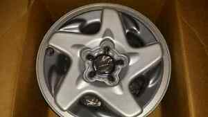 4 16  INCH DODGE WHEELS