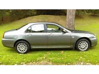 54 Rover 1.8 Connoisseur SE manual full specification & history ............part Exchange welcome