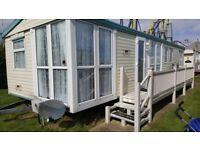 6 berth caravan to let next door to fantasy island ingoldmells