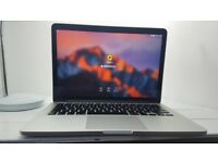 APPLE MACBOOK PRO REITNA 2015/16 INTEL CORE I7 3.1GHZ 8GB RAM 256GB FLASH WIFI WEBCAM OS X
